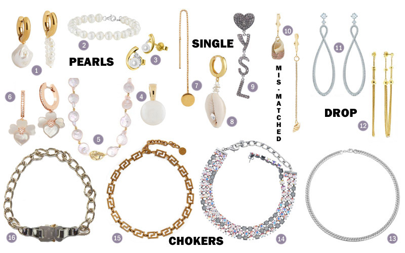 fashion trends in jewelry for 2020