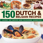 150 Dutch and Belgian Recipes - cookbook in English