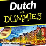 Dutch for Dummies - language education book for beginners