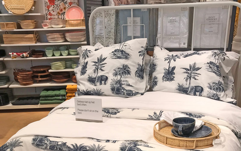 H&M Home opens freestanding store in Amsterdam