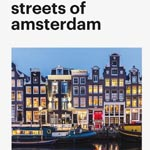 Streets of Amsterdam photo coffee table book