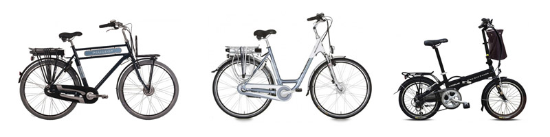 electric bikes (e-bikes) for sale in Netherlands