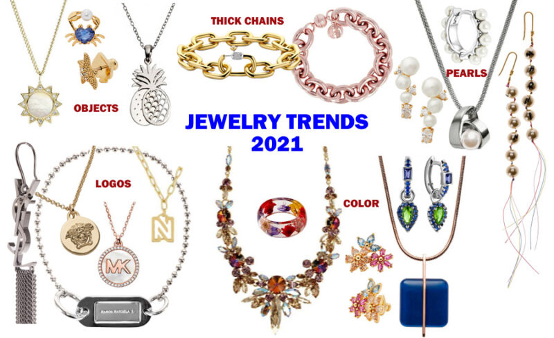 shopping 2021 jewelry trends in Netherlands