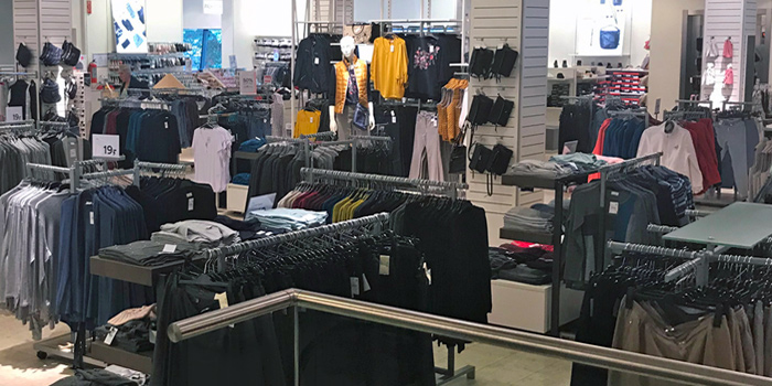 plus-size clothing store in The Hague Netherlands
