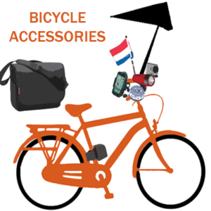 Dutch bike (fiets) accessories in Netherlands