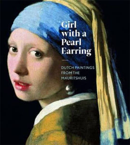girl with a pearl earing book mauritshuis
