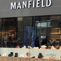 Manfield family footwear stores Amsterdam Rotterdam The Hague Netherlands