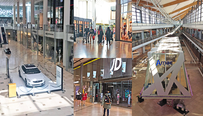 HOLLAND'S 10 BIGGEST SHOPPING MALLS | Hollywood2Holland