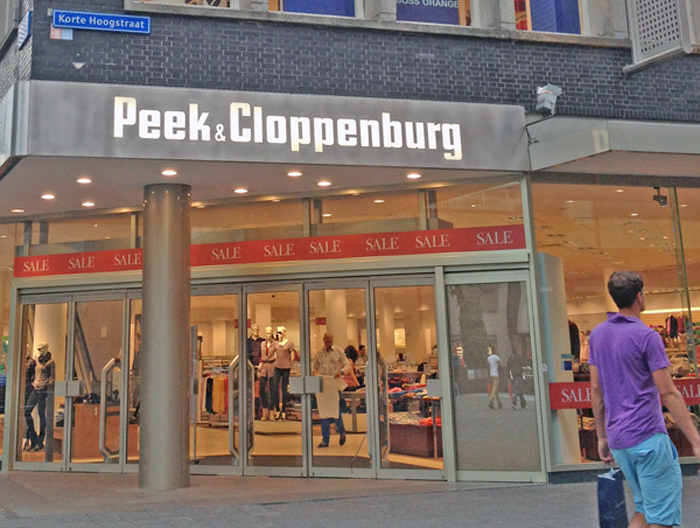 Department Stores in Netherlands | Hollywood2Holland