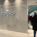 Topshop store in The Hague Netherlands