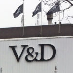 V&D Dutch department store chain in Netherlands