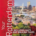 Your Rotterdam Guide sightseeing book Netherlands