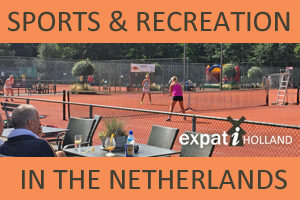 sports information for expats in Netherlands