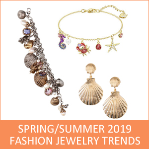 jewelry trends for spring-summer 2019