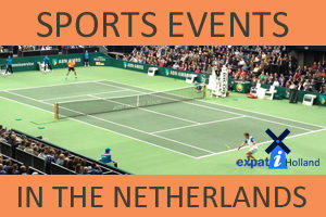 major sporting events in Netherlands
