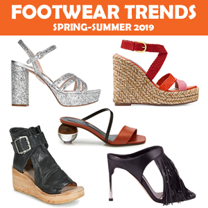 shoe fashion trends for spring 2019